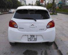 Bán ô tô Mitsubishi Mirage sản xuất năm 2015, màu trắng, nhập khẩu giá 360 triệu tại Hà Nội