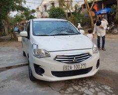 Cần bán lại xe Mitsubishi Attrage 1.2 MT 2018, màu trắng, xe nhập, giá chỉ 325 triệu giá 325 triệu tại Quảng Nam