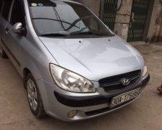 Cần bán xe Hyundai Getz năm 2010, màu bạc, 192tr giá 192 triệu tại Hà Nội