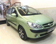 Bán xe Hyundai Getz năm sản xuất 2008, màu xanh lam, nhập khẩu nguyên chiếc   giá 290 triệu tại Tp.HCM