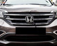 Cần bán xe Honda CR V 2.0 AT 2014, màu xám     giá 760 triệu tại Hà Nội