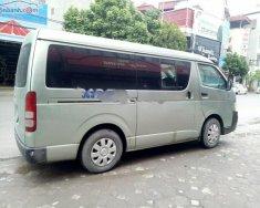 Cần bán gấp Toyota Hiace đời 2009, màu xanh lam, giá tốt giá 285 triệu tại Hà Nội