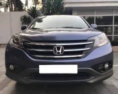 Cần bán Honda CRV 2015, màu xanh, bản full 2,4, còn cực mới giá 796 triệu tại Tp.HCM