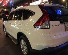Cần bán lại xe Honda CR V sản xuất 2014, màu trắng, 730 triệu giá 730 triệu tại Tp.HCM
