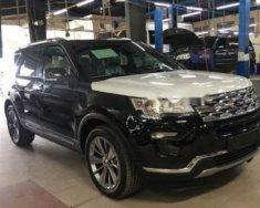 Bán Ford Explorer sản xuất năm 2018, màu đen, giá tốt giá 2 tỷ 193 tr tại Tp.HCM