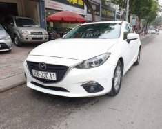 Bán Mazda 3 1.5 năm sản xuất 2016, màu trắng, chính chủ giá 628 triệu tại Hà Nội