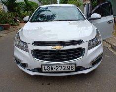 Bán ô tô Chevrolet Cruze đời 2017, màu trắng, xe gia đình giá 450 triệu tại Đà Nẵng