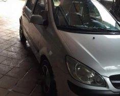 Cần bán Hyundai Getz sản xuất năm 2009, màu bạc, nhập khẩu  giá 186 triệu tại Vĩnh Phúc