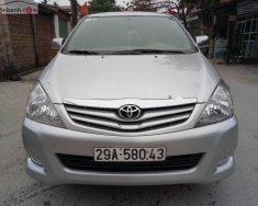 Xe Toyota Innova G sản xuất 2010, màu bạc giá 385 triệu tại Hà Nội