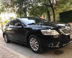Cần bán gấp Toyota Camry sản xuất năm 2010, màu đen số tự động giá 606 triệu tại Hà Nội