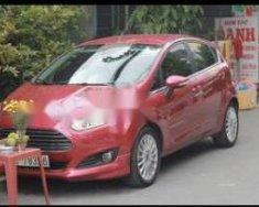 Bán xe Ford Fiesta năm 2016, màu đỏ ít sử dụng, giá 550tr giá 550 triệu tại Tp.HCM