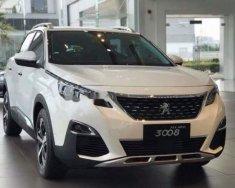 Bán Peugeot 3008 năm 2018, màu trắng giá 1 tỷ 199 tr tại Hà Nội