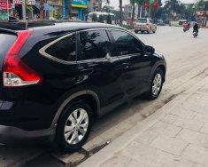 Bán Honda CR V 2.0 AT sản xuất 2013, màu đen giá 710 triệu tại Quảng Ninh