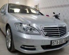 Cần bán Mercedes S400 Hybrid năm sản xuất 2010, màu bạc, chính chủ giá 1 tỷ 179 tr tại An Giang