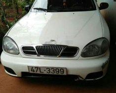 Cần bán Daewoo Lanos sản xuất 2000, màu trắng giá 72 triệu tại Đắk Lắk