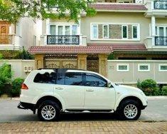 Cần bán Mitsubishi Pajero Sport đời 2011, màu trắng, số tự động giá cạnh tranh giá 598 triệu tại Tp.HCM