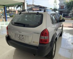 Cần bán Hyundai Tucson sản xuất 2009, màu bạc, nhập khẩu nguyên chiếc  giá 330 triệu tại Gia Lai