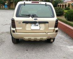 Bán Ford Escape đời 2002, nhập khẩu nguyên chiếc giá cạnh tranh giá 155 triệu tại Hải Phòng