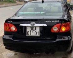 Cần bán lại xe Toyota Corolla Altis 1.8 đời 2001, màu đen giá 205 triệu tại Hà Nội