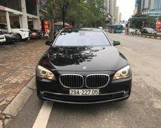 Bán xe BMW 740Li 2009 màu đen giá Giá thỏa thuận tại Hà Nội