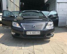 Bán xe Lexus LS đời 2010, màu đen, xe nhập giá 2 tỷ 350 tr tại Tp.HCM