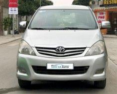 Bán Toyota Innova 2.0G SX 2010, màu bạc giá 435 triệu tại Hà Nội