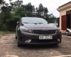 Cần bán gấp Kia Cerato năm 2016, màu đen chính chủ, giá chỉ 480 triệu giá 480 triệu tại Hà Nội