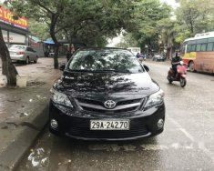 Bán xe Toyota Corolla Altis 2.0AT 2011, màu đen, giá tốt giá 560 triệu tại Hà Nội