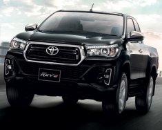 Bán Toyota Hilux sản xuất 2018, màu đen, xe nhập, giá 878tr giá 878 triệu tại Hà Nội