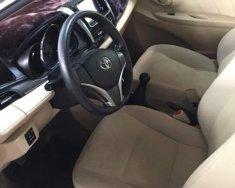 Cần bán xe Toyota Vios MT sản xuất 2017, màu bạc giá 498 triệu tại Tp.HCM