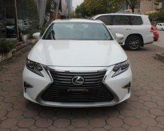 VOV Auto bán xe Lexus ES 250 2017 màu trắng, xe nhập giá 2 tỷ 320 tr tại Hà Nội