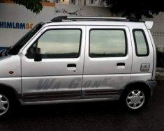 Cần bán lại xe Suzuki Wagon R đời 2004, màu bạc, nhập khẩu nguyên chiếc, giá 90tr giá 90 triệu tại Nam Định