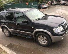 Bán Ford Escape đời 2004, màu đen, xe nhập, 160tr giá 160 triệu tại Hà Nội