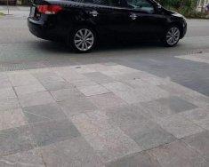 Cần bán gấp Kia Forte sản xuất 2010, màu đen  giá 305 triệu tại Hà Nội