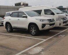 Bán xe Toyota Fortuner năm 2018, màu trắng, xe nhập giá 1 tỷ 26 tr tại Tp.HCM