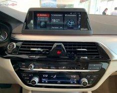 Bán ô tô BMW 5 Series 520i năm 2019, màu xanh lam, nhập khẩu giá 2 tỷ 389 tr tại Tp.HCM