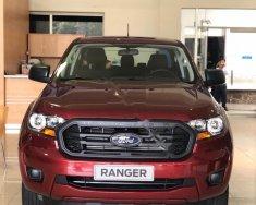 Bán xe Ford Ranger XL 2.2L 4x4 MT sản xuất 2018, màu đỏ, xe nhập giá 609 triệu tại Tp.HCM