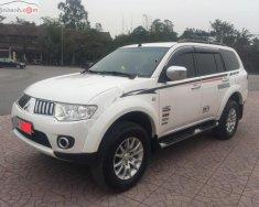 Cần bán lại xe Mitsubishi Pajero Sport sản xuất năm 2011, màu trắng  giá 605 triệu tại Hà Nội