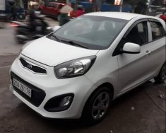 Cần bán lại xe Kia Morning MT sản xuất năm 2015, màu trắng giá 235 triệu tại Hà Nội