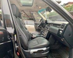 Bán LandRover Range Rover HSE đời 2010, màu đen, xe nhập giá 1 tỷ 690 tr tại Hà Nội