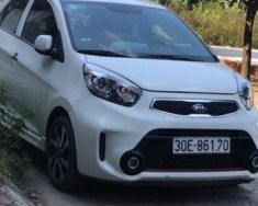 Xe Kia Morning 1.25 MT 2017, màu trắng giá 300 triệu tại Hà Nội