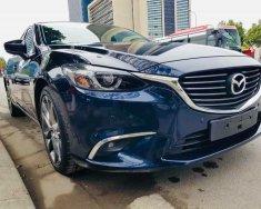 Cần bán Mazda 6 Premium 2017, màu xanh lam giá 870 triệu tại Hà Nội