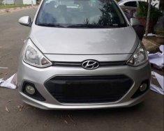 Cần bán xe Hyundai Grand i10 năm 2014, màu bạc, nhập khẩu, giá tốt giá 300 triệu tại Tp.HCM