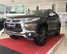 Bán Mitsubishi Pajero Sport 4x4 GAT Premium sản xuất 2018, màu nâu, xe nhập giá 1 tỷ 250 tr tại Đà Nẵng
