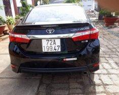 Cần bán xe Toyota Corolla Altis đời 2016, màu đen, giá chỉ 800 triệu giá 800 triệu tại BR-Vũng Tàu