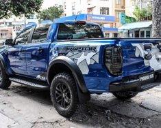 Bán xe Ford Ranger Raptor đời 2018, màu xanh lam, xe nhập giá 1 tỷ 198 tr tại Tp.HCM