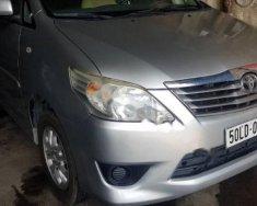 Bán Toyota Innova 2.0E đời 2013, màu bạc số sàn giá 465 triệu tại Tp.HCM