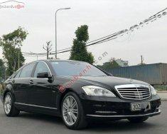 Bán Mercedes S400 Hybrid sản xuất 2010, màu đen, nhập khẩu chính chủ giá 1 tỷ 250 tr tại Hà Nội