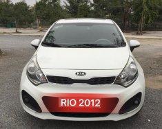 Bán Kia Rio đời 2012, màu trắng, nhập khẩu nguyên chiếc giá 430 triệu tại Ninh Bình