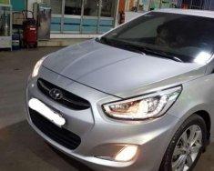 Cần bán Hyundai Accent năm 2015, màu bạc, xe nhập ít sử dụng giá 500 triệu tại Tp.HCM